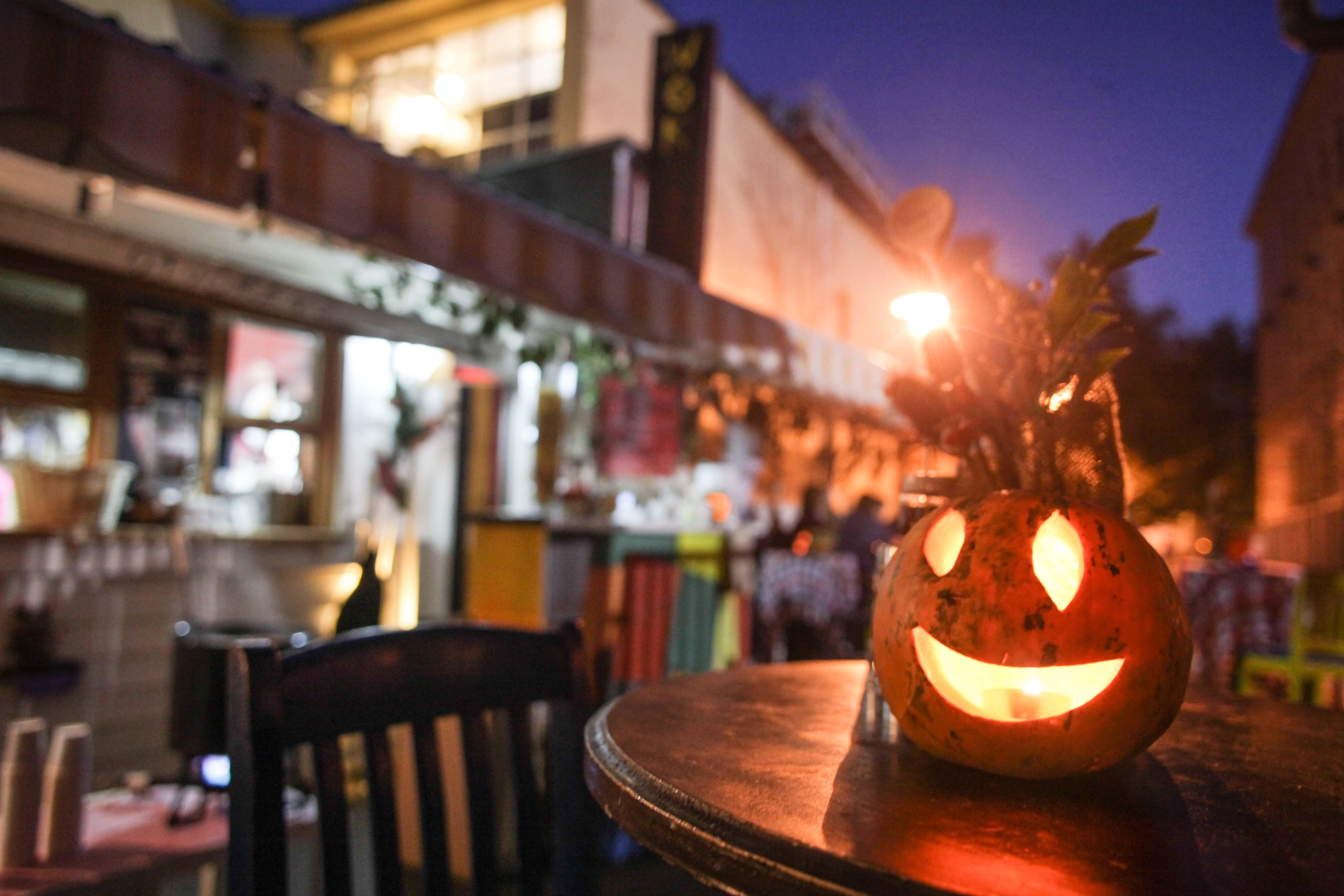 Matijina kuća kobasica_halloween event